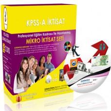 KPSS Mikro İktisat Görüntülü Eğitim Seti