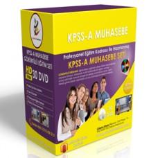 KPSS-A Alan Bilgisi Muhasebe Eğitim Seti