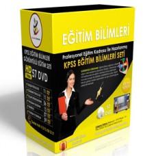 KPSS Eğitim Bilimleri Görüntülü Eğitim Seti + Rehberlik Kitabı