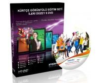 Kürtçe Görüntülü Eğitim Seti İleri Düzey 9 DVD