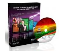 Kürtçe Görüntülü Eğitim Seti Başlangıç Düzey 9 DVD