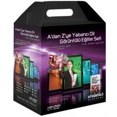 A'dan Z'ye Kürtçe Görüntülü Eğitim Seti 29 DVD (Başlangıç, Orta, İleri Düzey)