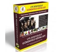 LYS Sosyoloji Görüntülü Eğitim Seti
