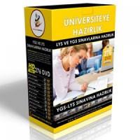 Üniversiteye Hazırlık Görüntülü Eğitim Seti 276 DVD + Rehberlik Kitabı