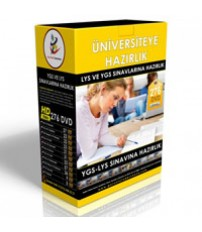 Üniversiteye Hazırlık Görüntülü Eğitim Seti 276 DV...