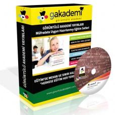 Pratik KPSS Geometri Eğitim Seti 15 DVD + Rehberlik DVD Seti
