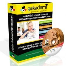 Pratik KPSS Tarih Eğitim Seti 17 DVD + Rehberlik DVD Seti