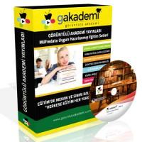 Pratik KPSS Türkçe Eğitim Seti 10 DVD + Rehberlik DVD Seti