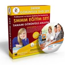 SMMM Yeterlilik Maliyet Muhasebesi Görüntülü Eğitim Seti 8 DVD