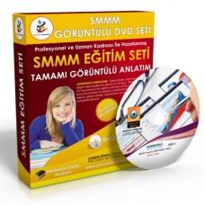 SMMM Yeterlilik Meslek Hukuku Görüntülü Eğitim Seti 5 DVD