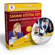 SMMM Yeterlilik Muhasebe Denetimi G�r�nt�l� E�itim Seti 4 DVD