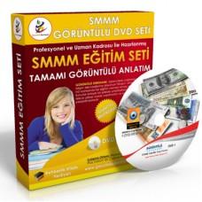 SMMM Yeterlilik Vergi Hukuku G�r�nt�l� E�itim Seti 8 DVD