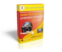 SMMM Staja Başlama Türkiye Muhasebe Standartları Eğitim Seti