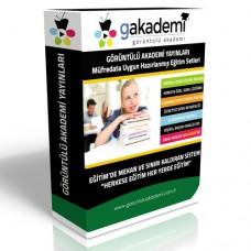 A'dan Z'ye YDS Hazırlık Eğitim Seti 25 DVD