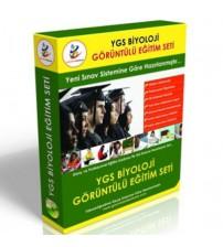 YGS Biyoloji Görüntülü Eğitim Seti