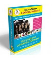 YGS Coğrafya Görüntülü Eğitim Seti